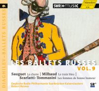 Les Ballets Russes Vol. 9